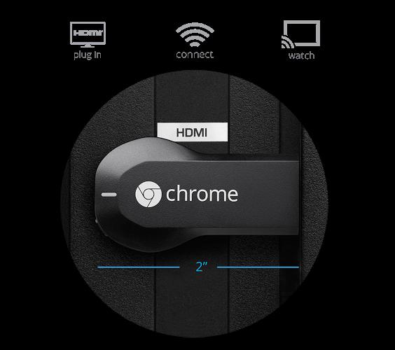 Chromecast získal podporu u webového Youtube přehrávače