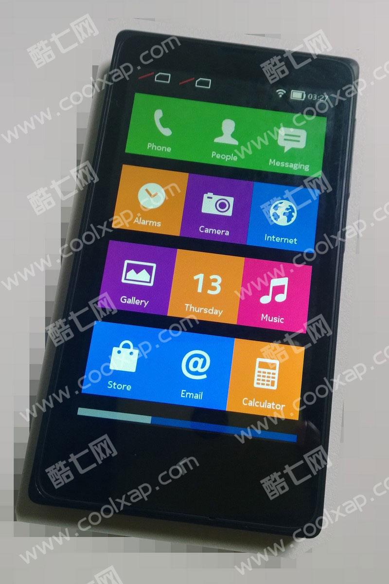 Nokia X s Androidem ukazuje uživatelské rozhraní [aktualizováno]