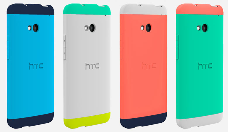 HTC – vytvořte si barevný kryt pro HTC One