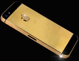 iPhone 5 Black Diamond - zadní část