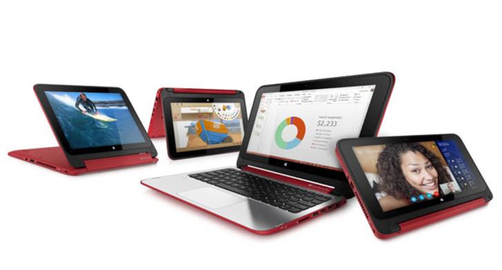 HP představilo 11,6″ konvertibilní zařízení #MWC2014