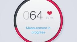 Senzor měření srdečního tepu nahradí aplikace zadarmo