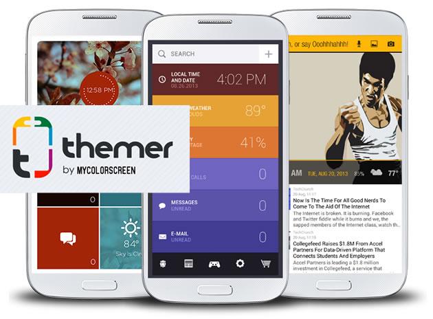 Launcher Themer stažen kvůli stížnosti Applu [aktualizováno]