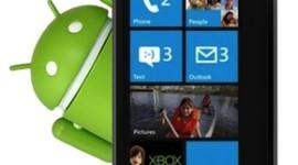 Androidí aplikace na Windows Phone – Microsoft si pohrává s touto myšlenkou