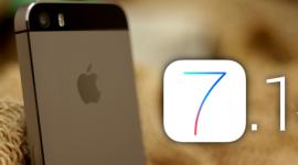 iOS 7.1 – znatelné zrychlení a detaily, které potěší [recenze]