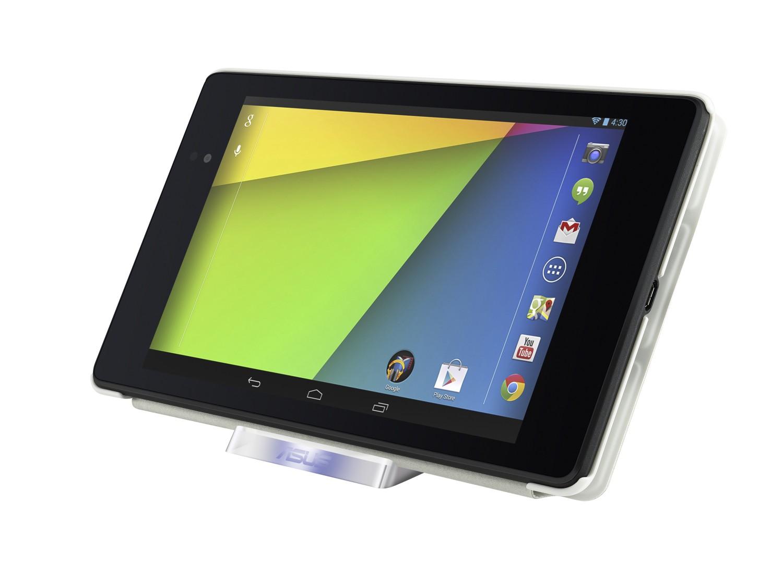 Asus uvedl novou nabíječku a dok pro Nexus 7