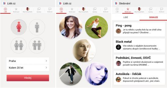 Lidé.cz má novou aplikaci pro Android