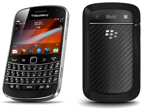 BlackBerry oživuje výrobu modelu Bold 9900