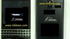 BlackBerry unikl prototyp neobvyklého QWERTY modelu