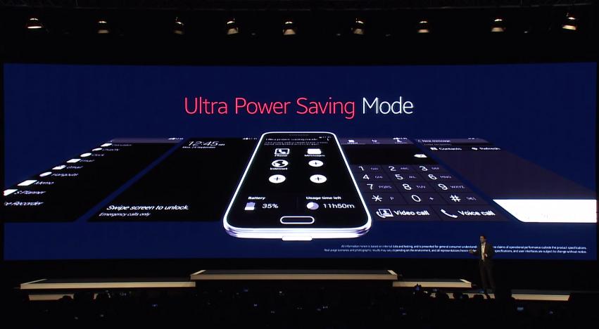 Samsung Galaxy S5: nová technologie vám ušetří baterii