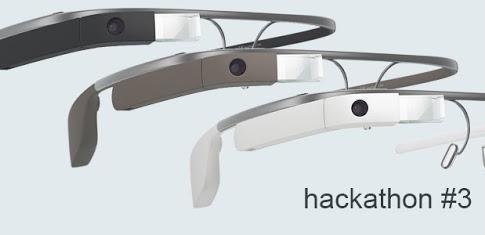 Glass hackathon #3 – až sedm chytrých brýlí od Googlu na jednom místě