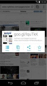 Google URL Shortener4