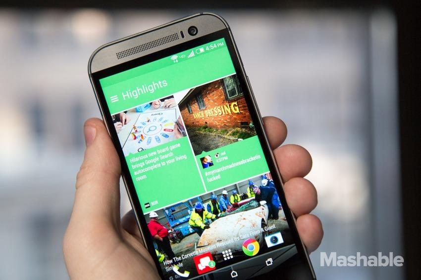 HTC BlinkFeed bude dostupný pro smartphony jiných značek