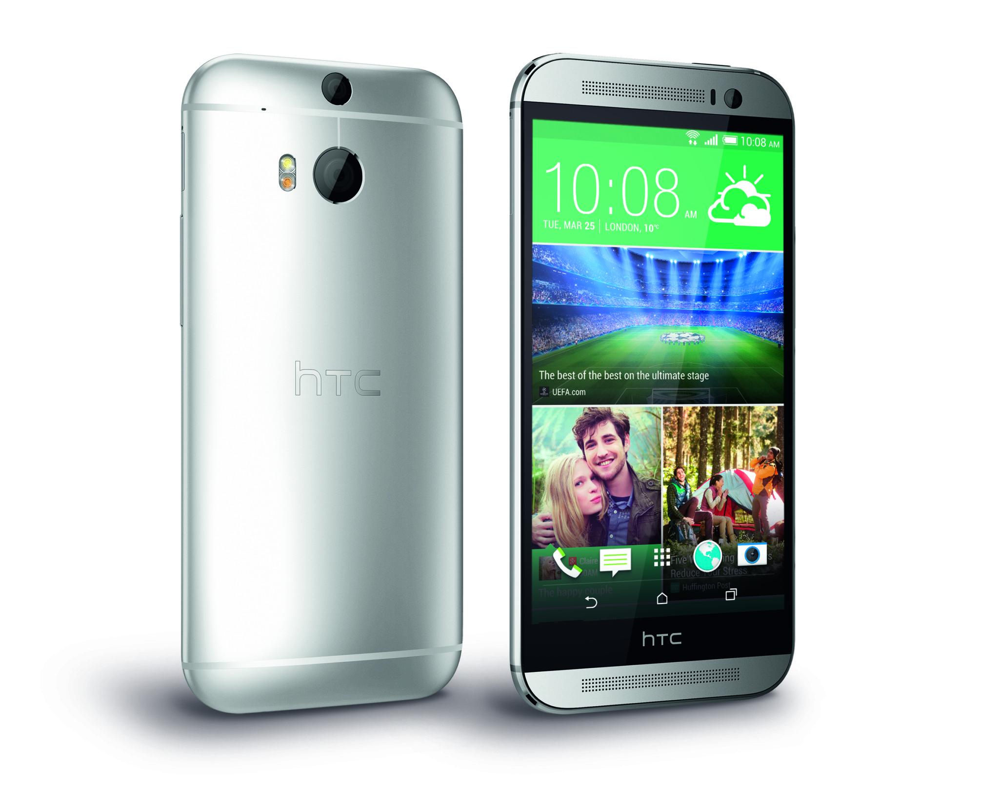 Strategie HTC kolem prodeje One M8 se objevila na internetu