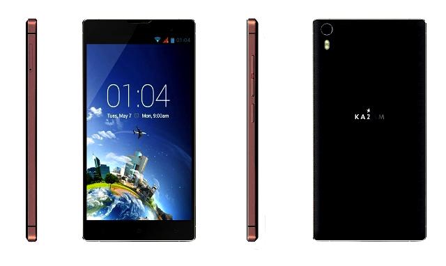 Kazam Tornado 2: čistý Android na osmijádru #MWC2014