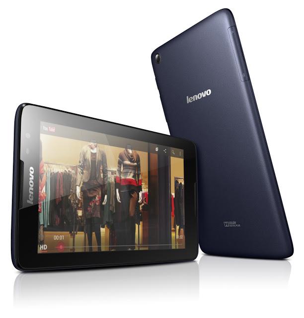 Lenovo ohlašuje prodej tabletu A8-50