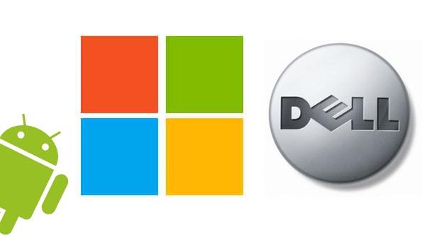 Microsoft a Dell uzavřely patentovou licenční dohodu