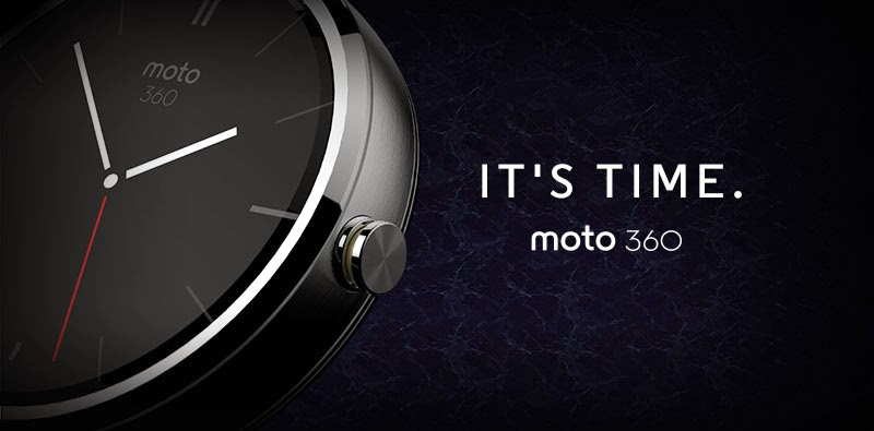 Moto 360 – hodinky s Androidem Wear