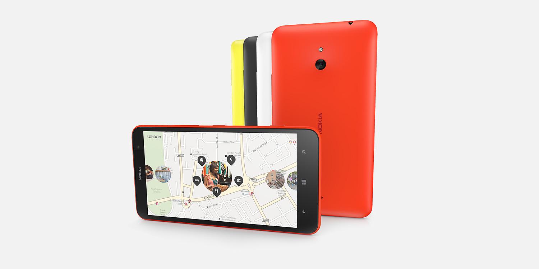 Nokia Lumia 1320: ořezaný phablet z finské dílny [recenze]