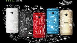 HTC představuje ve spolupráci s Inkoust.me limitovanou edici HTC One