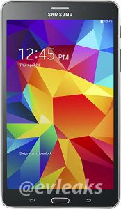 Samsung Galaxy Tab 4.0 Black