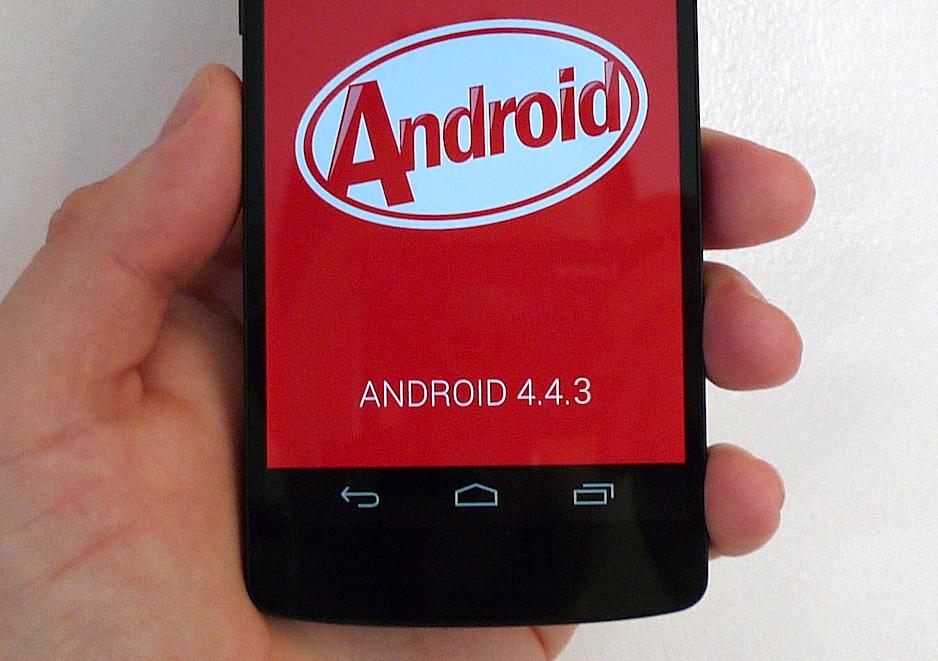 Google nepřímo potvrzuje příchod Androidu 4.4.3 [aktualizováno]