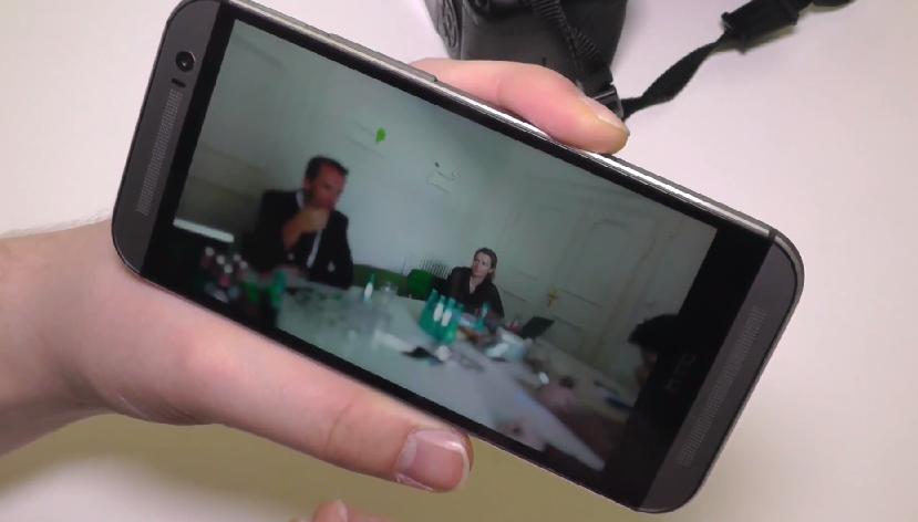 HTC M8 – další 14minutové video [aktualizováno]