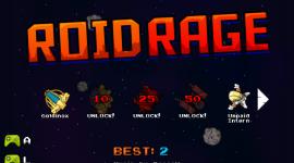 Roid Rage – vesmírná oddechovka