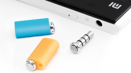 Xiaomi MiKey – špuntík do konektoru na sluchátka
