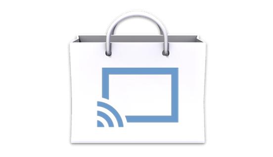 Cast Store – aplikace pro Chromecast na jednom místě