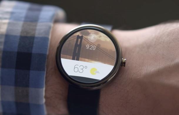 Android Wear – nový systém pro nositelná zařízení