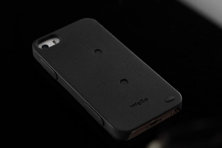 Kryt Wello ochrání iPhone i vaše zdraví