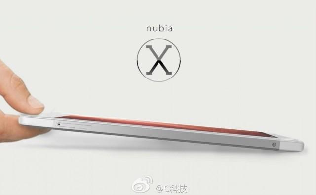 ZTE připravuje novou Nubii X6