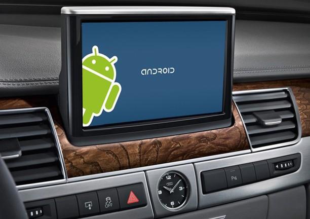 Google Projected Mode má být konkurencí pro CarPlay od Applu