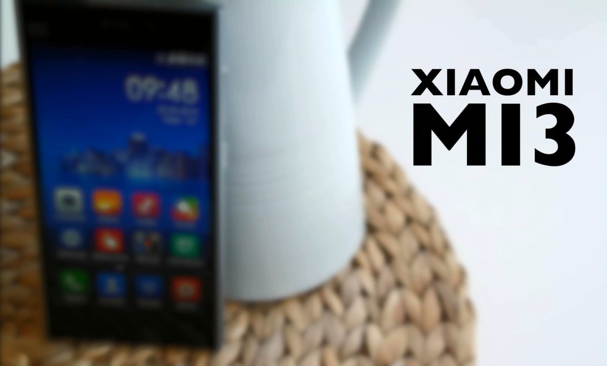 Xiaomi MI3 – videopohled