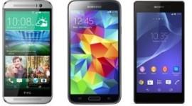 Porovnání nočních snímků Xperie Z2, Galaxy S5 a HTC One M8