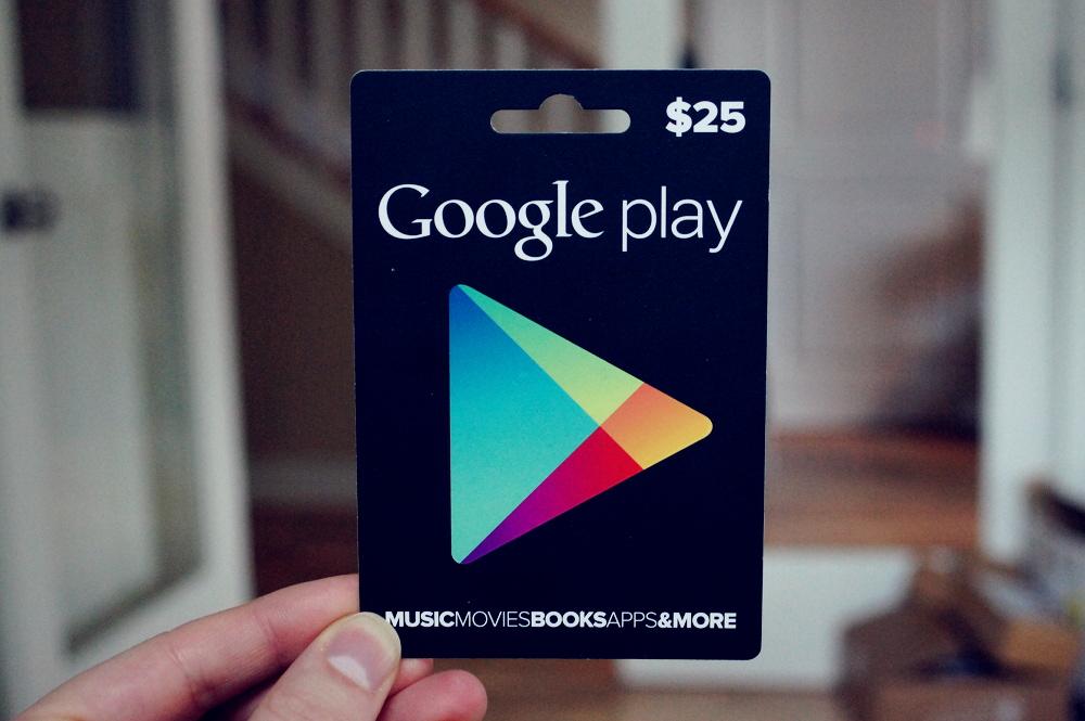 Google Play – dárkové kódy míří do dalších zemí