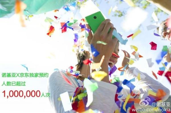 Nokia X – jeden milión předobjednávek v Číně