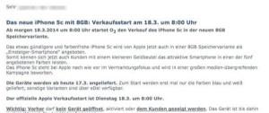 iPhone 5c - O2