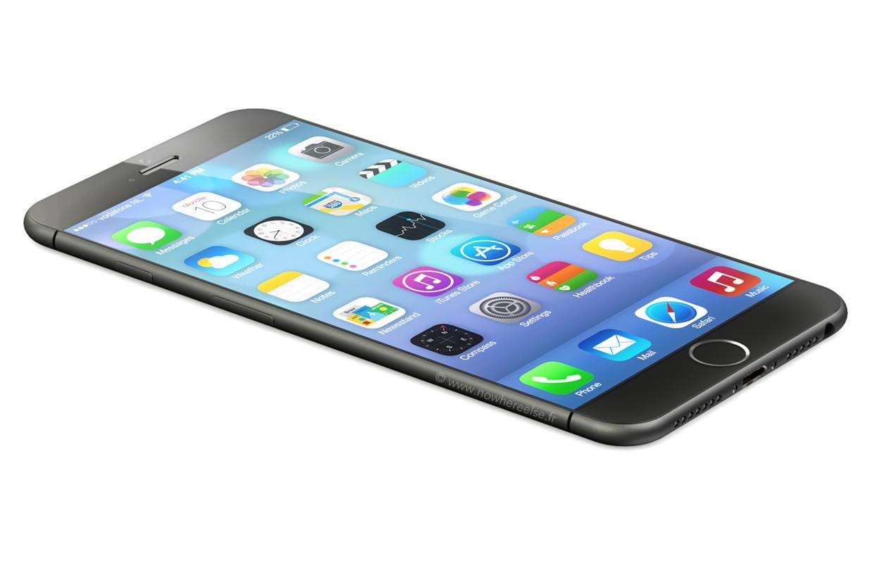 iPhone 6 se ukazuje na dalších snímcích
