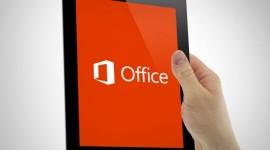 Microsoft představil Office pro iPad