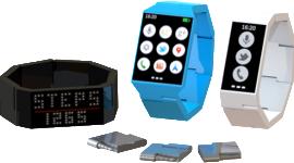 BLOCKS – projekt modulárního náramku/hodinek [video]