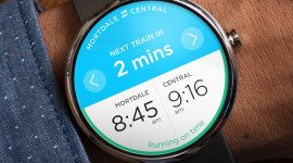 Nádherné koncepty aplikací pro Moto 360/Android Wear