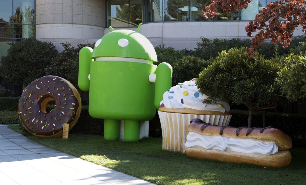 Android KitKat je na 5,3 % zařízení, Honeycomb se stále drží [statistika]
