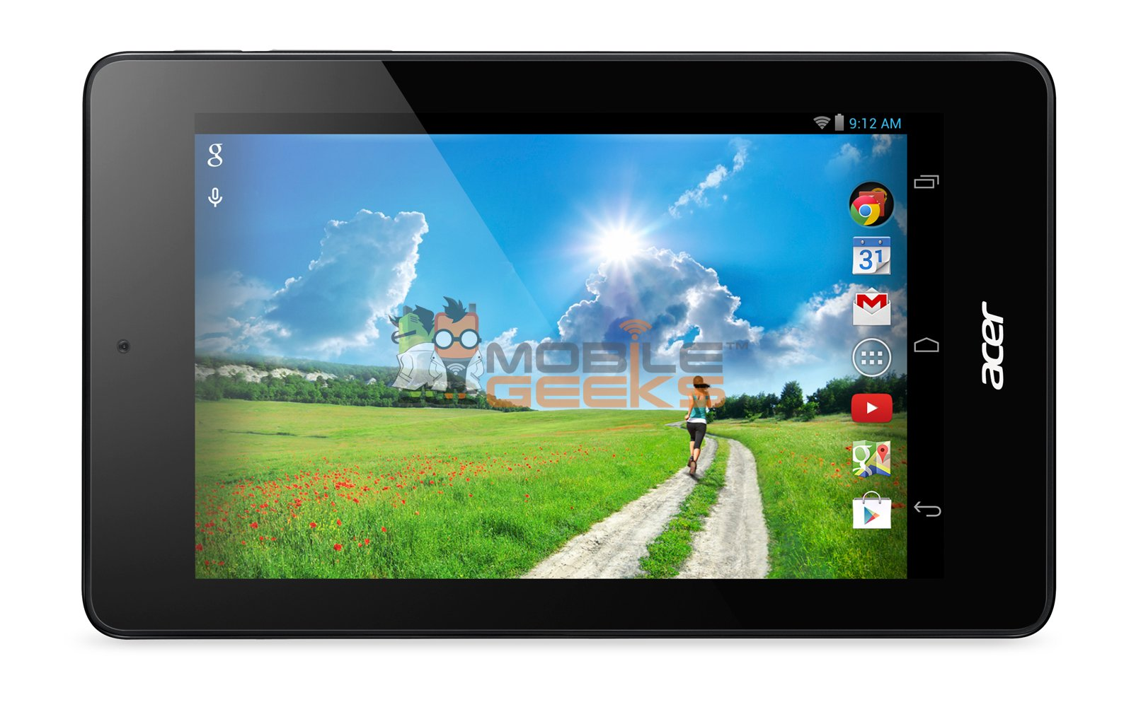 Acer Iconia B1-730 HD: první únik z chystané konference