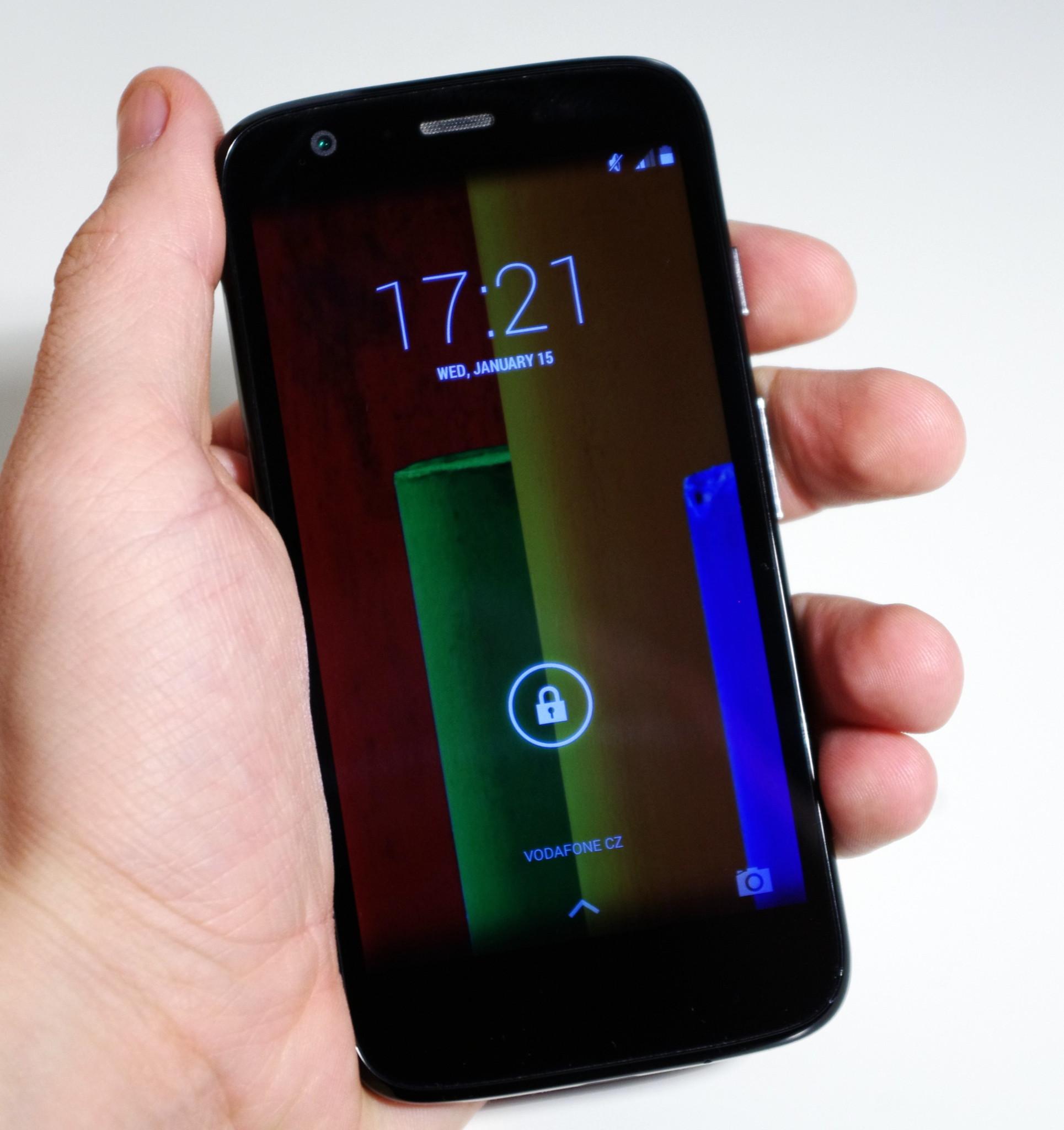 Moto E bude nejlevnější smartphone od Motoroly?