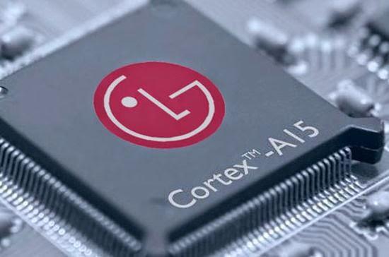 LG brzy začne vyrábět vlastní procesor