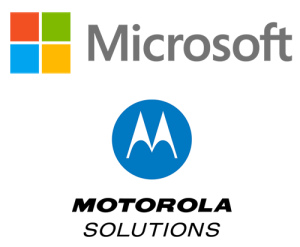 Microsoft Motorola