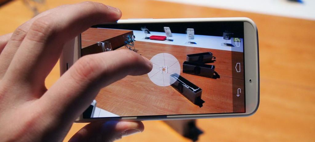 QuickCamera – pohybem zápěstí spustí foťák [Android]