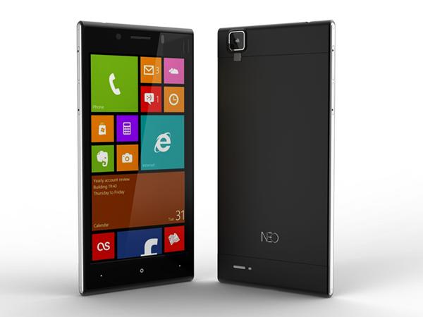 Neo M1 dostane Windows Phone 8.1